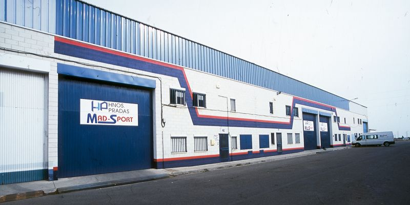 Facade of MAD-SPORT