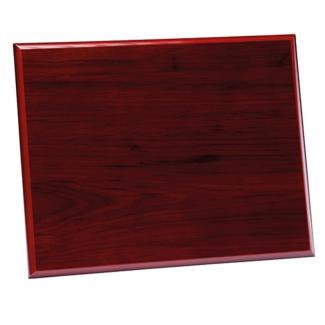 Placa de madera Etimoe Caoba , serie 50380 (Frontal)