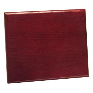 Placa de madera Roble Caoba Apoyo madera corbata, serie 50820 (Frontal)