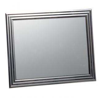 Placa aluminio rectangular extragrande plata mate, serie P380 (Frontal)