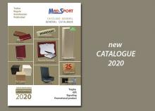 New catalogue 2020
